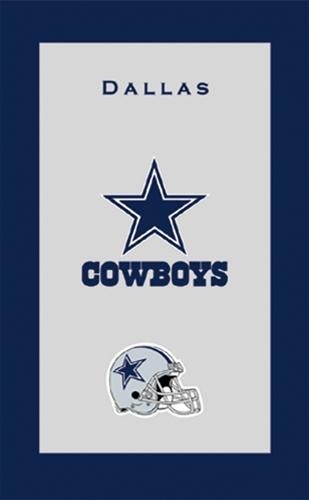 KR NFL Towel Dallas Cowboys Main Image