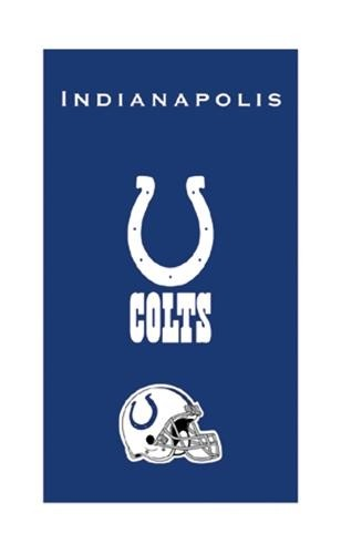 KR Strikeforce NFL Towel Indianapolis Colts Main Image