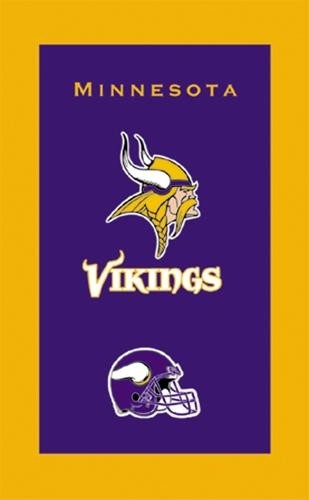 KR NFL Towel Minnesota Vikings Main Image