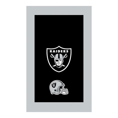 KR NFL Towel Oakland Raiders Main Image