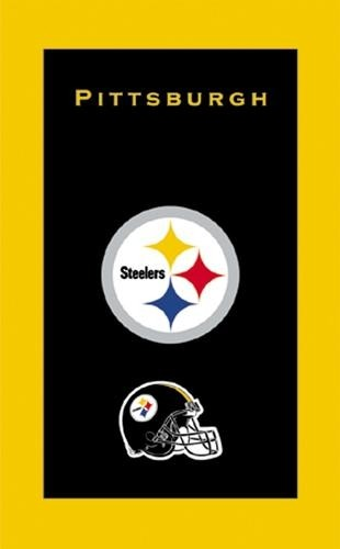 KR Strikeforce NFL Towel Pittsburgh Steelers Main Image