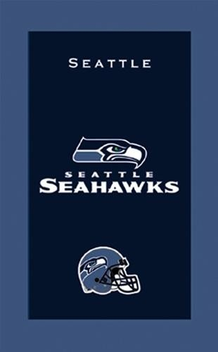 KR NFL Towel Seattle Seahawks Main Image