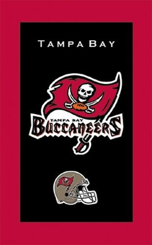 KR Strikeforce NFL Towel Tampa Bay Buccaneers Main Image