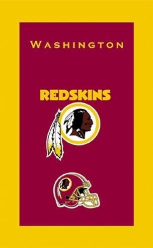KR Strikeforce NFL Towel Washington Redskins Main Image