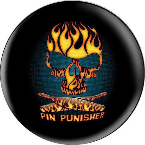 Exclusive Pin Punisher Viz-A-Ball Main Image