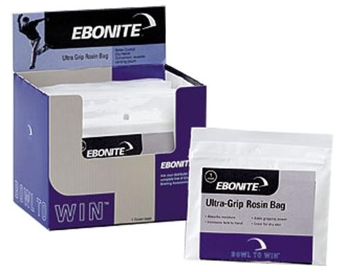 Ebonite Ultra-Grip Rosin Bag (Dozen) Main Image
