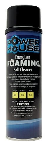 Powerhouse Energizer Foaming Ball Cleaner Main Image