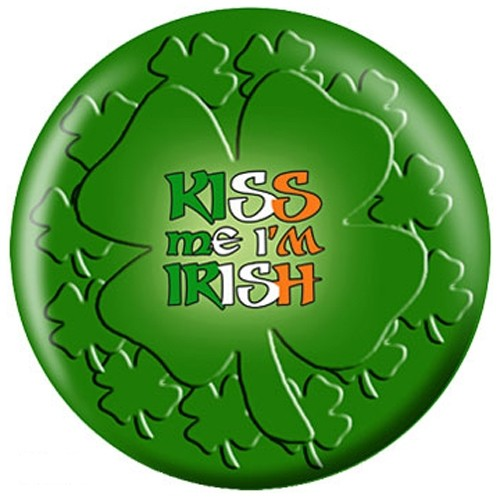 OnTheBallBowling Kiss Me I'm Irish Main Image