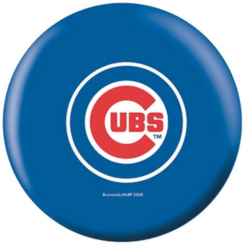 OnTheBallBowling MLB Chicago Cubs Main Image