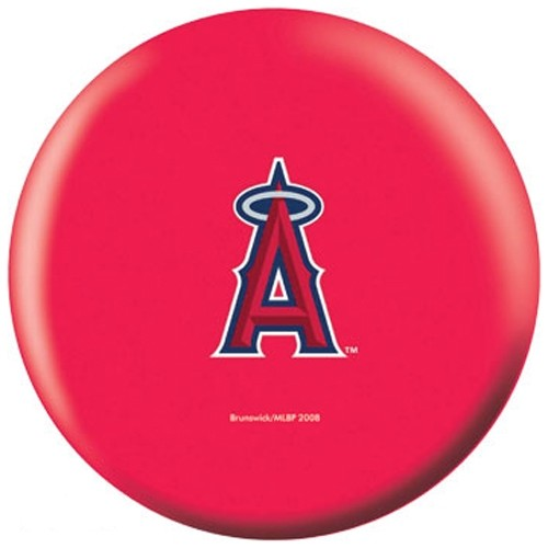 OnTheBallBowling MLB Los Angeles Angels Main Image