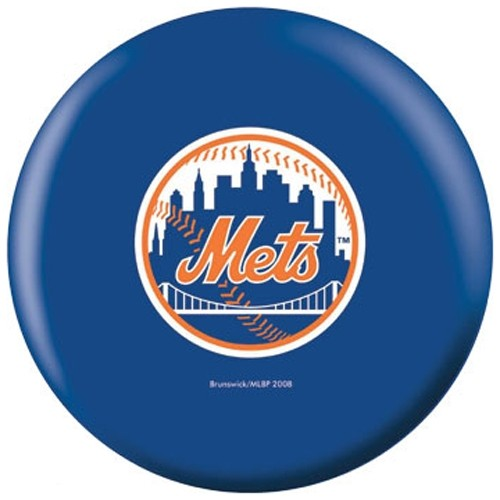 OnTheBallBowling MLB New York Mets Main Image
