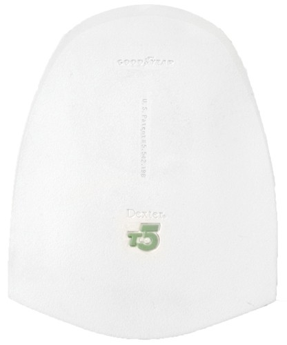 Dexter SST 8 Replacement Traction Sole White T5 Main Image