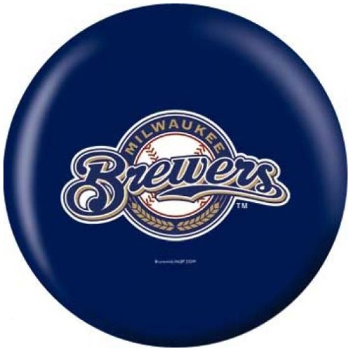 OnTheBallBowling MLB Milwaukee Brewers Main Image