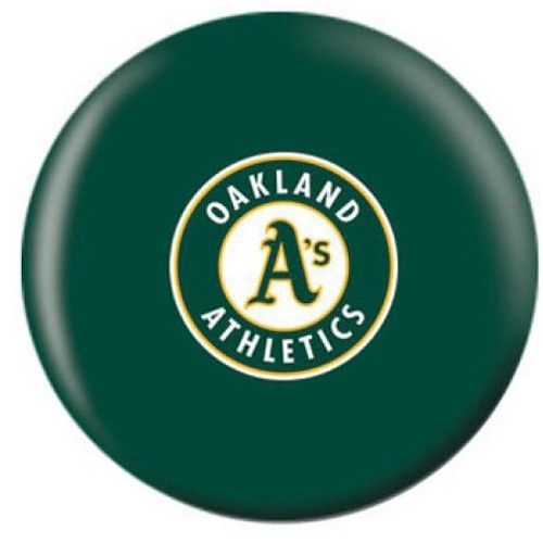 OnTheBallBowling MLB Oakland Athletics Main Image
