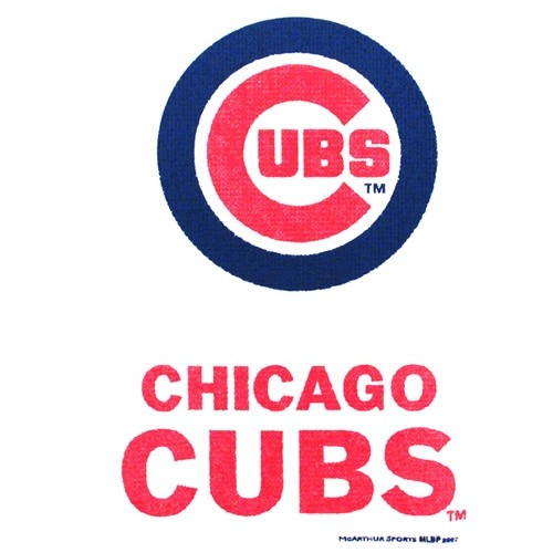 Master MLB Chicago Cubs Towel Main Image