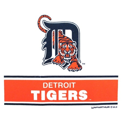Master MLB Detroit Tigers Towel Main Image