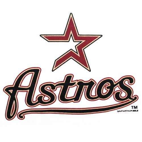 Master MLB Houston Astros Towel Main Image