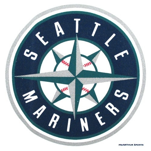 Master MLB Seattle Mariners Towel Main Image