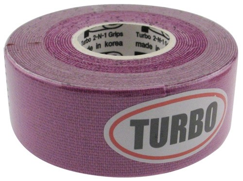 Turbo 2-N-1 Grips Fitting Tape Purple Roll Main Image