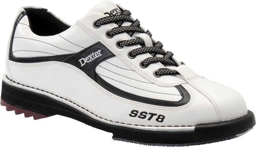 Dexter Mens SST 8 White/Black Right or Left Hand Main Image
