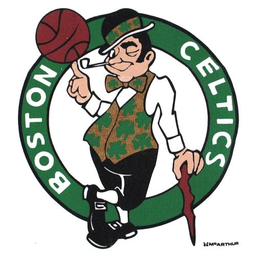 Master NBA Boston Celtics Towel Main Image
