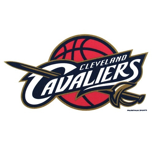 Master NBA Cleveland Cavaliers Towel Main Image