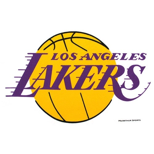 Master NBA Los Angeles Lakers Towel Main Image