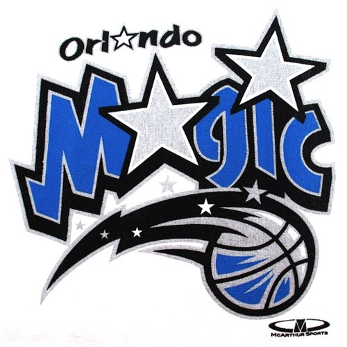 Master NBA Orlando Magic Towel Main Image