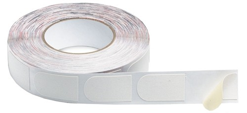 Storm Bowlers Tape White Textured 3/4