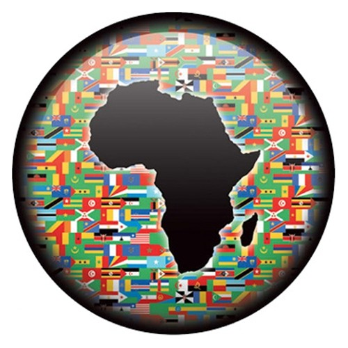 OnTheBallBowling African Flag One Love Main Image