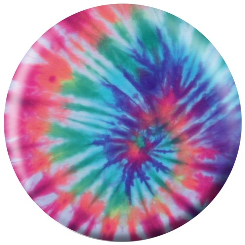 Exclusive Red Tie-Dye Viz-A-Ball Main Image