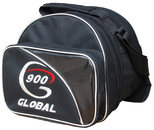 900Global Add-a-Bag Black/Grey Single Tote Main Image