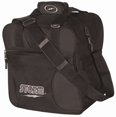 Storm Solo Single Tote Black Main Image