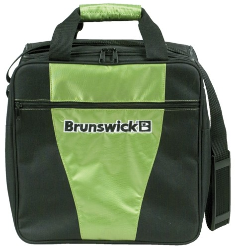 Brunswick Gear III Single Tote Lime Main Image