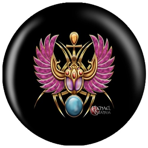 OnTheBallBowling Michael Graham Design Scarab Main Image