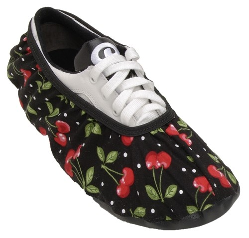 Master Ladies Shoe Covers Cherries Main Image