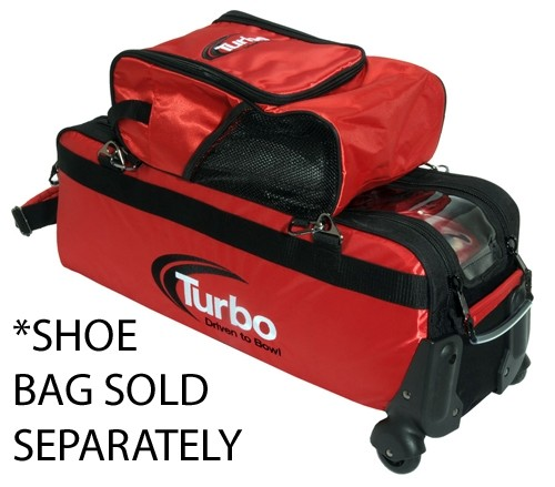 Turbo 3 Ball Travel Tote/Roller Main Image