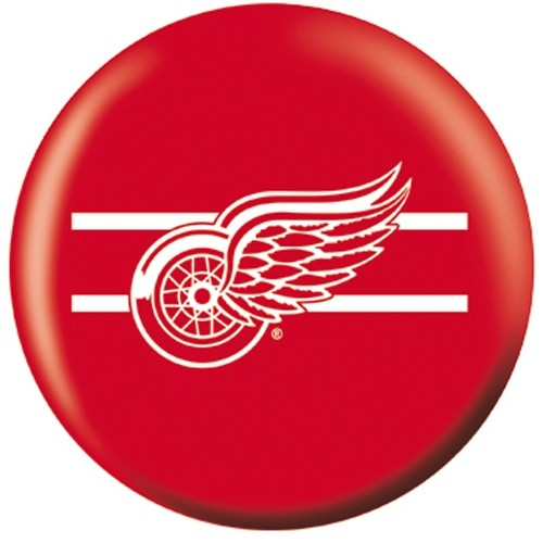 OnTheBallBowling NHL Detroit Red Wings Main Image