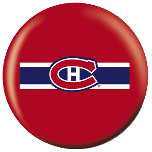 OnTheBallBowling NHL Montreal Canadiens Main Image
