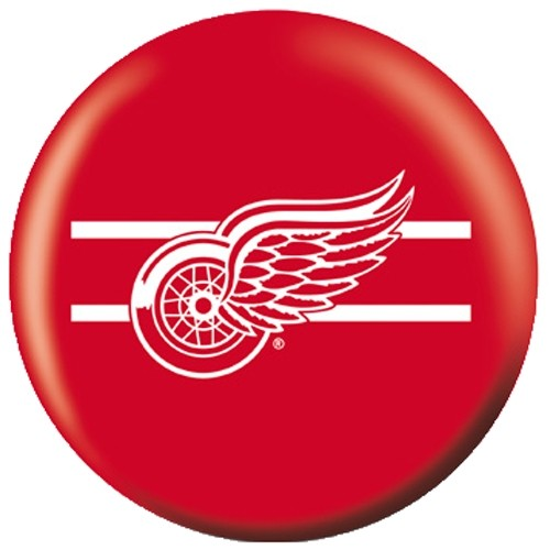 OnTheBallBowling NHL Detroit Red Wings Stanley Cup Champs 11 Main Image