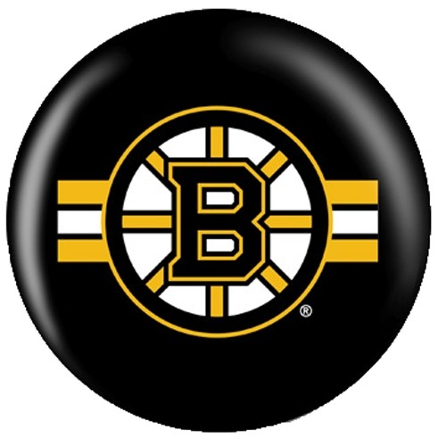 OnTheBallBowling NHL Boston Bruins Main Image