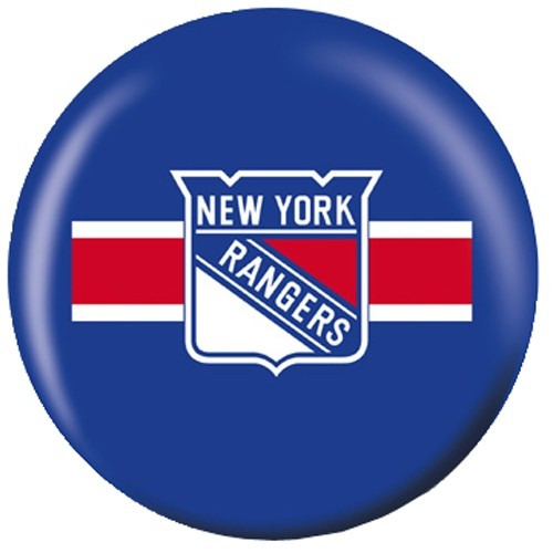 OnTheBallBowling NHL New York Rangers Main Image
