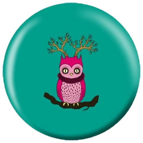 OnTheBallBowling Angel Szafranko Design Weird Owl Main Image