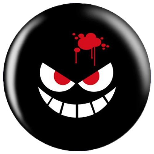 OnTheBallBowling Dave Savage Design Bloody Grin Main Image