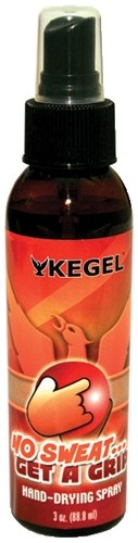 Kegel No Sweat Hand Drying Spray 3 oz Main Image