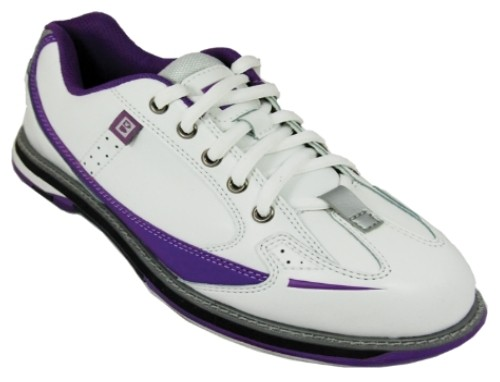 Brunswick Womens Curve White/Purple Main Image