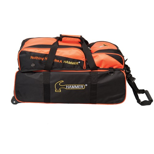Hammer Triple Tote w/Removable Pouch Main Image