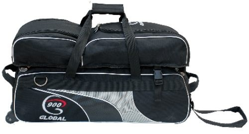 900Global 3 Ball Airline Tote w/Removable Pouch Main Image