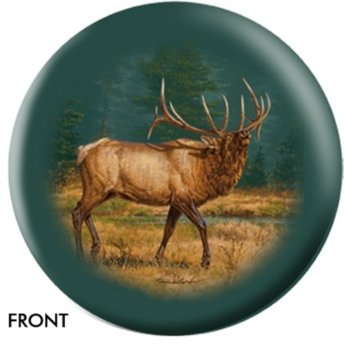 OnTheBallBowling Nature Elk Main Image