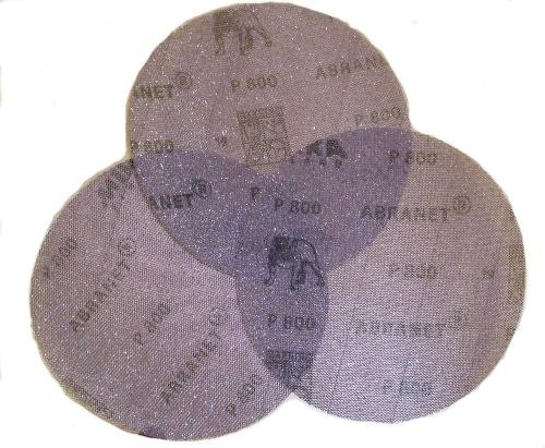 Abranet 800 Grit Sanding Pad (3 pack) Main Image
